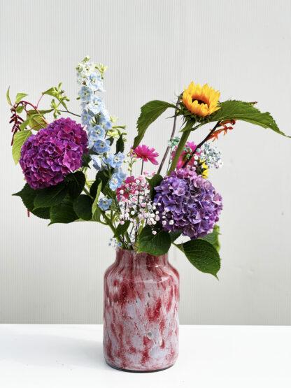 Luxe boeket daily flowers bloemist