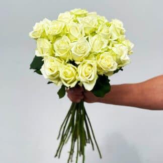 Witte rozen daily flowers gratis bezorging
