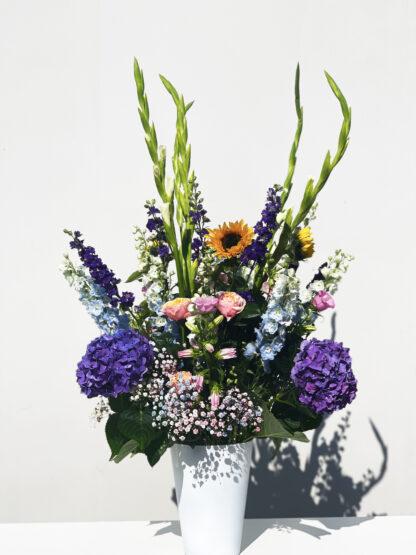Luxe boeket bloemen