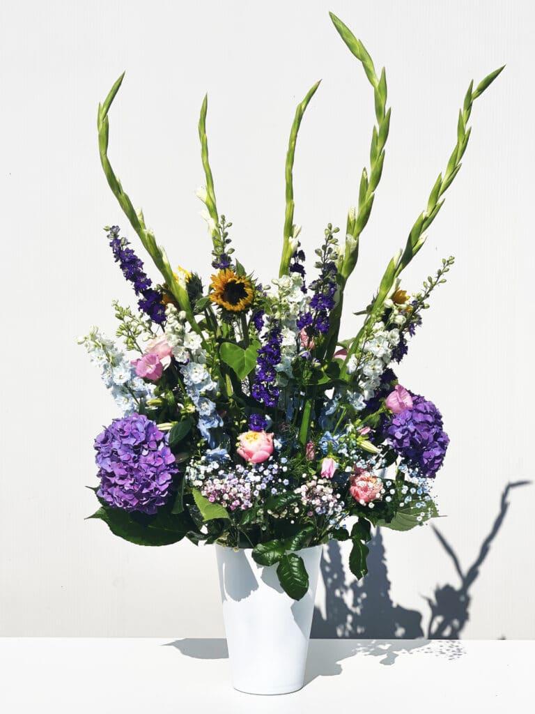 Daily Flowers - Fancy art